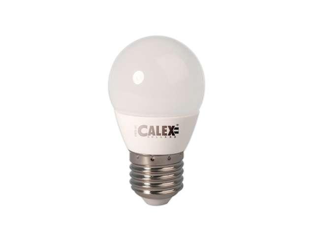 3 4 Watt Calex Led Kogellamp 240v 3 4w E27 P45 25 Light By Leds
