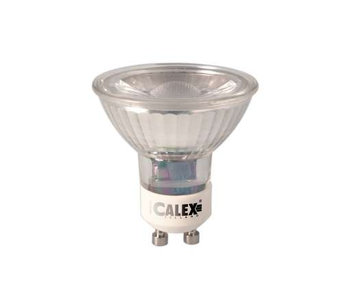 "Calex COB LED lamp GU10 3W 6500K ""halogeen look"""