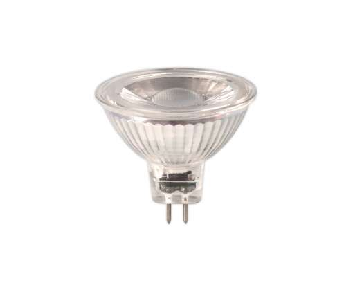 "Calex COB LED lamp MR16 12V 3W 230lm 2800K ""halogeen look"""