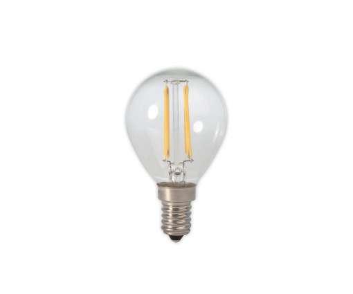 Calex LED Filament Kogellamp E14 2,0W NIET DIMBAAR