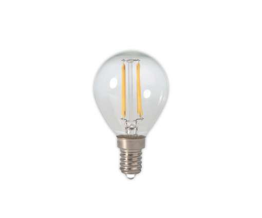 Calex LED Filament Kogellamp E14 3,5W DIMBAAR