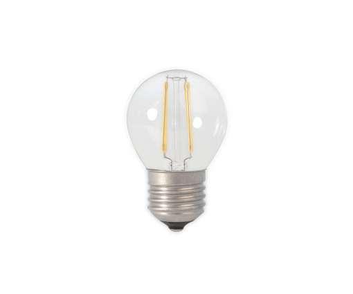 Calex LED Filament Kogellamp 3.5W E27 DIMBAAR