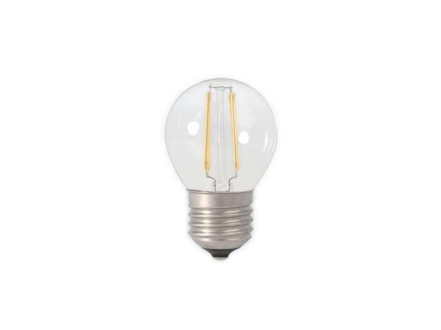 Calex led filament kogellamp w e dimbaar light by leds