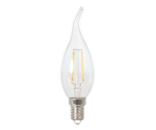 Calex LED Filament Tip Kaarslamp E14 3,5W DIMBAAR