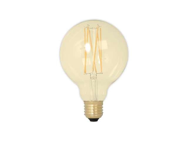 Calex led filament globelamp 4w g95 dimbaar 2100k light by leds