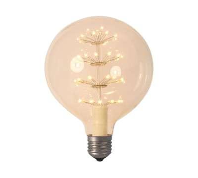 Calex Pearl LED Globelamp G125 2,5W E27 2100K