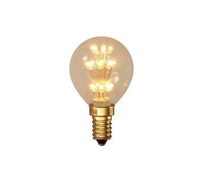 Calex Pearl LED Kogellamp 1,0W E14 2100K