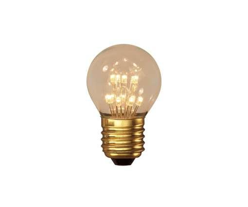 Calex Pearl LED Kogellamp 1,0W E27 2100K