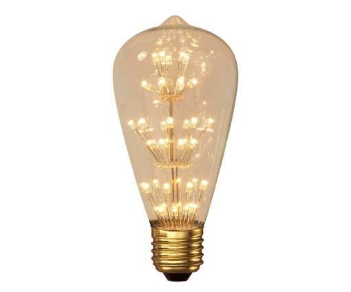 Calex Pearl LED Rustieklamp E27 2W 280lm 2100K
