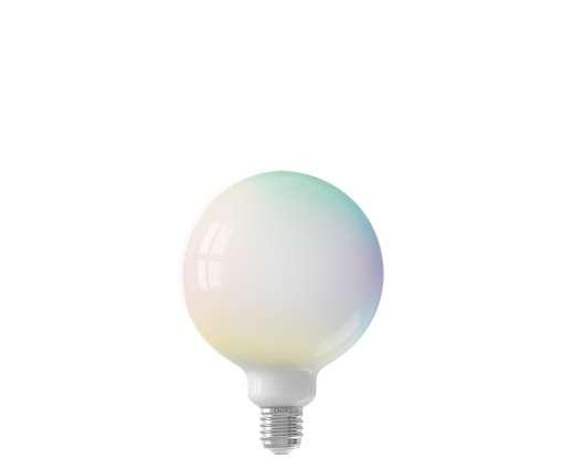 Calex Smart Globe G125 5,5W 240lm 1800-3000K + RGB