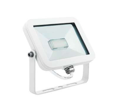 Led Bouwlamp 11 watt wit buitenkant