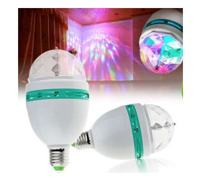 Led Disco Lamp 3 watt