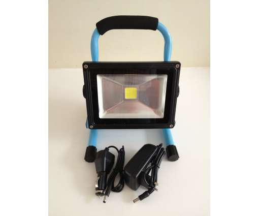30W Led bouwlamp oplaadbaar
